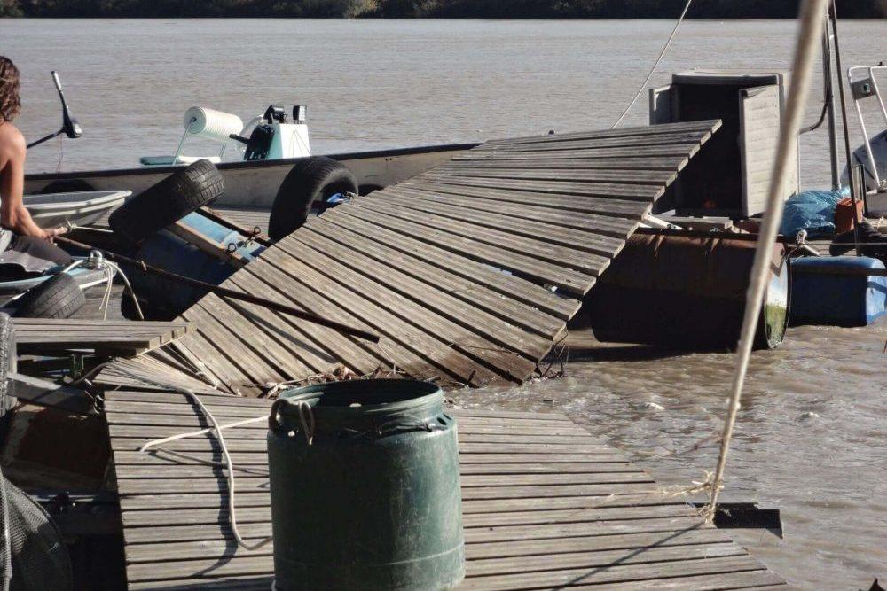 Waller Resort Polesella Baum-trifft-Steg-e1541347642888 Unwetter und Hochwasser im Waller Resort