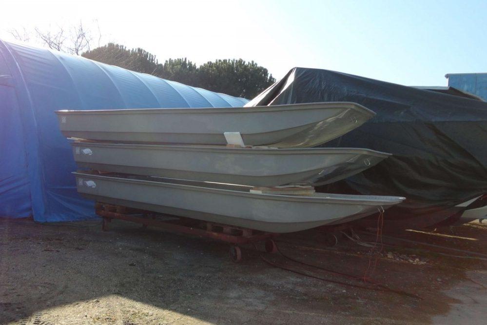 Waller Resort Polesella Neue-Boote-e1518629264124 Neue Boote sind angekommen