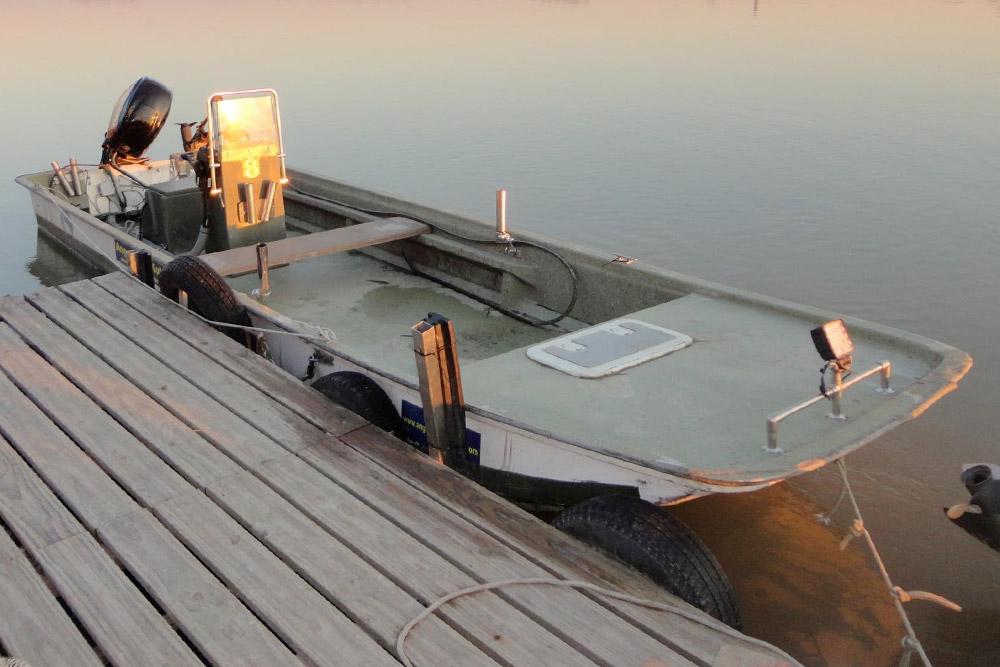 Waller Resort Polesella boot_uebersicht Boote