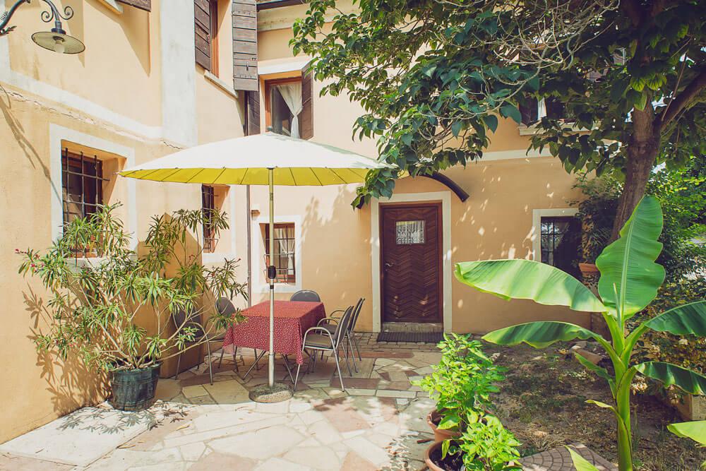 Waller Resort Polesella torwohnung_uebersicht Appartements